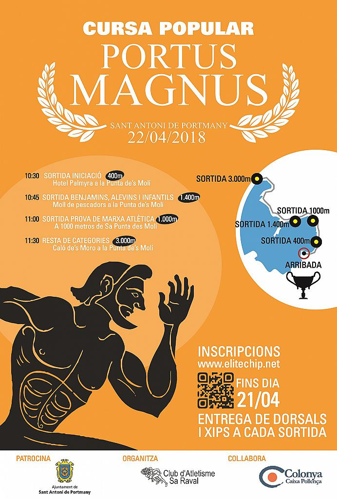 X Carrera popular Portus Magnus